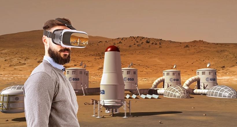 Planetarium Hamburg – VR für alle