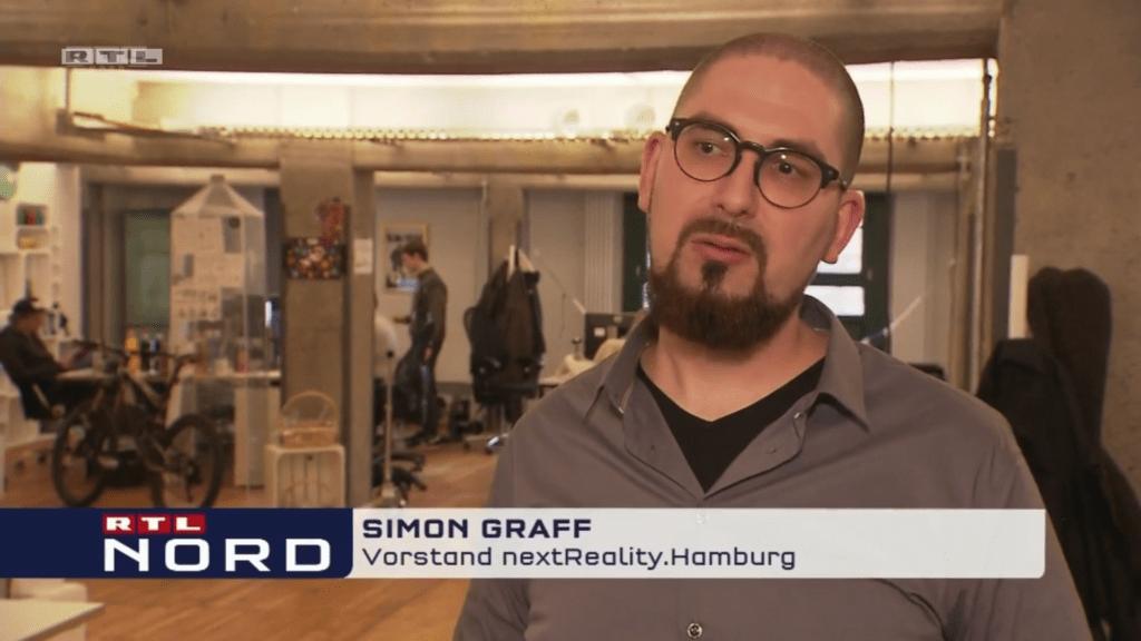 nextReality.Hamburg bei RTL
